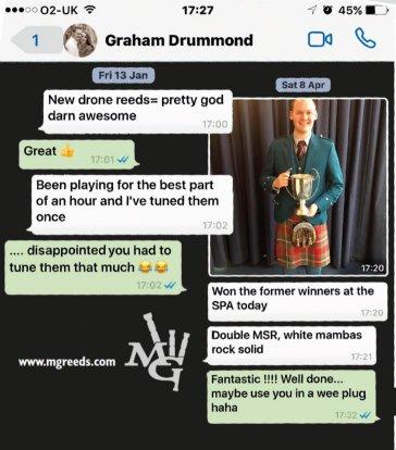 MG white Mambas review
